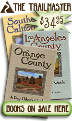 Southern California Hiking Books Special