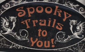 "Take a Halloween Hike! And ""Spooky Trails to You."""
