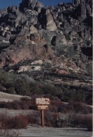 High Peaks Trail offers a memorable hike in Pinnacles National Park