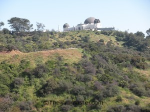 Observe Griffith Observatory from many different angles on your hikes through Griffith Park.