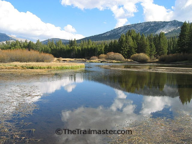 Summers to remember, hiking through the Tuolumne Valley.