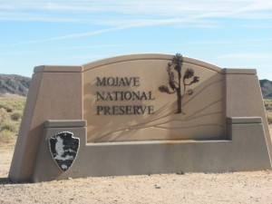 Under the stewardship of the National Park Service, Mojave National Preserve features tall sand dunes and a dozen mountain ranges.