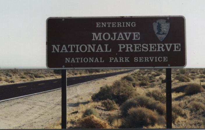 Thanks to the California Desert Protection Act of 1994, 1.5 million acres of splendid desert land was placed under the protection of the National Park Service and became Mojave National Preserve.