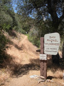 Hit the trail into the San Rafael Wilderness (one of America's first designated wilderness areas), located in Los Padres National Forest about 25 miles as the condor flies from Santa Barbara, California.