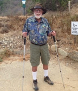 Hikers of all ages, including John, 84, love the climb to Grant Park Overlook.