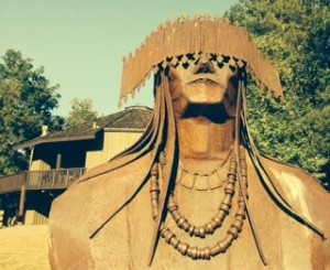 Be sure to visit the excellent Chaw'se Indian Musuem at Indian Grinding Rock SHP.