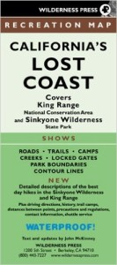 Find great hikes on California's Lost Coast with the help of a map created by Trailmaster John McKinney