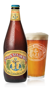 Great pairing: Anchor Steam Beer and Hiking