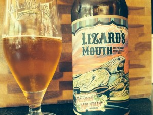 Lizard's Mouth, a fine beer and hiking destination