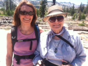Happy Hikers: Women are hitting the trail in record numbers.