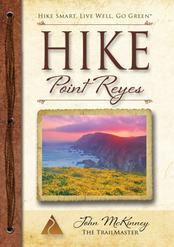 """Hike Point Reyes"" Pocket Guide,"" available from The Trailmaster Store"