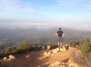 Hike to Inspiration Point above Santa Barbara for grand vistas of the city, coast and Channel Islands.