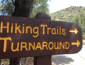 """Many kinds of """"Hiking Trails"""" await the hiker. Nature Trails, Loop Trails, Out-and-back trails and more."""