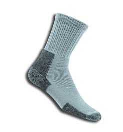 Match those good hiking boots with good socks: I've hiked thousands of miles in Thorlo socks.