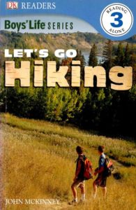 "Eagle Scout John McKinney wrote ""Let's Go Hiking"" for the Boy Scouts."